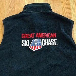 Vintage Patagonia 1994 USSA Ski Great American